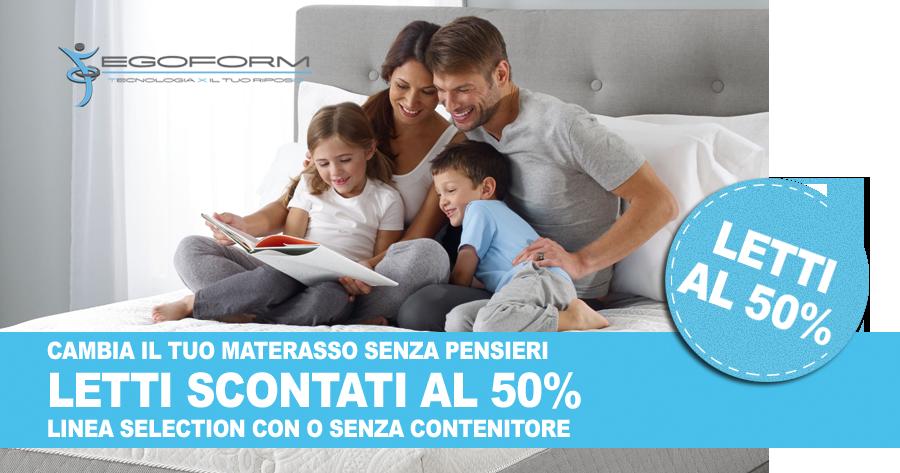 Offerte E Promozioni Su Materassi Letti E Poltrone A Torino Egoform